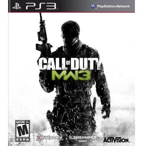 Call Of Duty: Modern Warfare 3 (PS3) - Pre-Owned