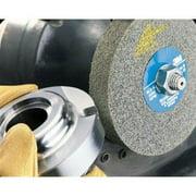 Scotch-Brite EXL Deburring Wheels, 8 X 2 X 3, Medium, 4,500 rpm, Aluminum Oxide