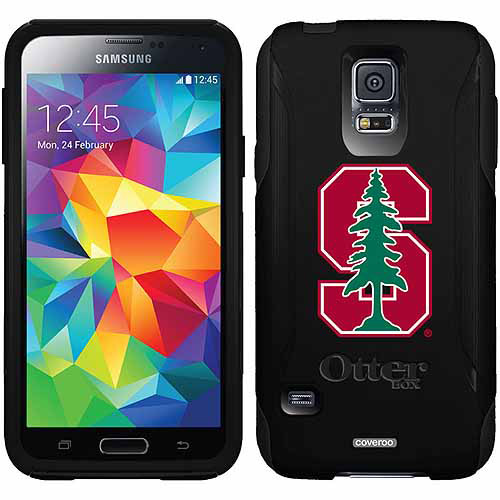 Stanford University S with Tree Design on OtterBox Commuter Series Case for Samsung Galaxy S5