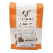 Dogswell Vitality Chicken Meatballs Dog Treats, 5 Oz