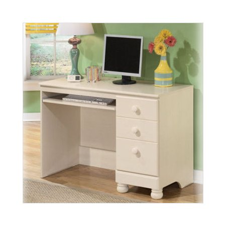 Ashley Furniture Cottage Retreat Desk In Cream Cottage