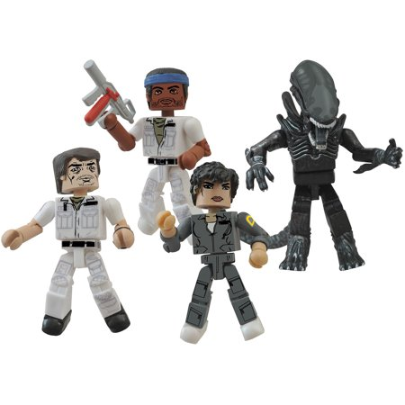 Anniversary Toys - Diamond Select Toys Alien Minimates 35th Anniversary Box Set