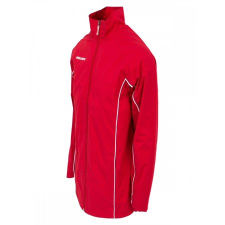 Youth Warm Up Jacket (Bauer Youth Warm Up Jacket, Red X-Small)