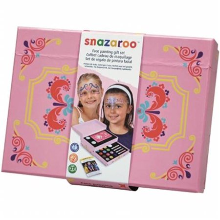Snazaroo Face Painting Gift Set-Princess](Princess Face Painting)