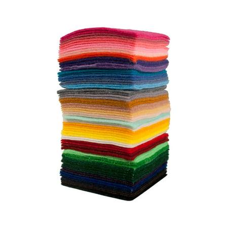 High-Quality Acrylic Felt Sample Bag: 2-3/4