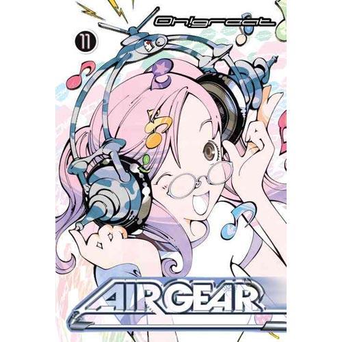 Air Gear, Volume 11