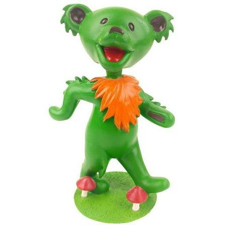 - Grateful Dead Dancing Green Bear Bobblehead Kollectico