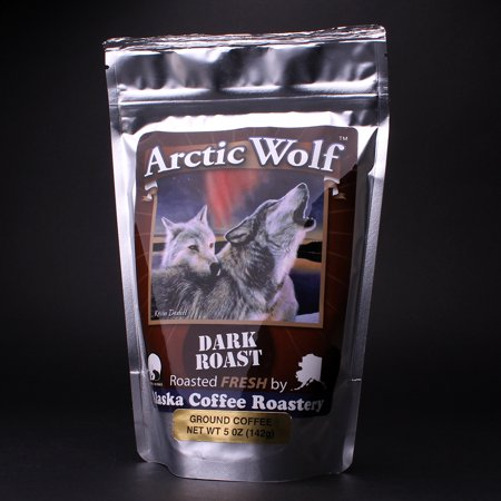 Image of Alaskan 12oz Locally Roasted Coffee Arctic Wolf