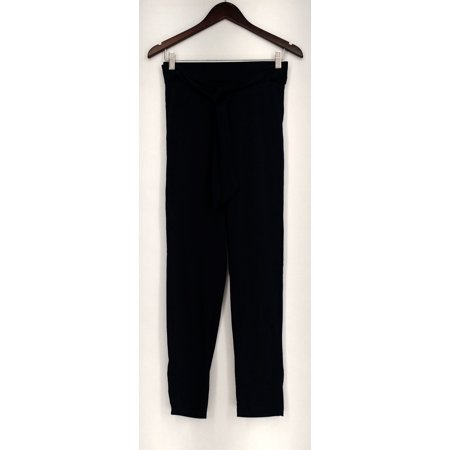 Vanessa Williams Pants Sz XS Relaxed Fit Pant w/ Tie Blue A425835 (Vanessa Williams Halloween)