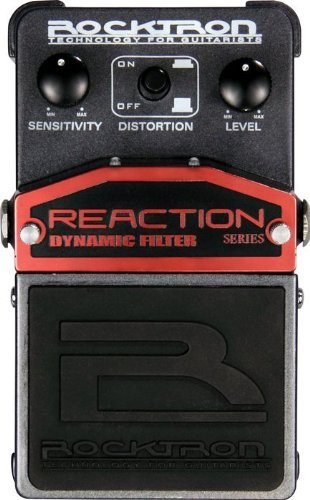 Rocktron Reaction Dynamic Filter Effect Pedal by Rocktron
