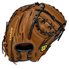 Left Hand Throw Wilson A360 31.5 Youth Baseball Catcher/'s Mitt
