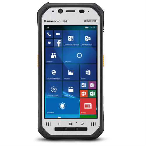 Panasonic FZ-F1BCCAZZM 4.7-inch Rugged Windows Tablet