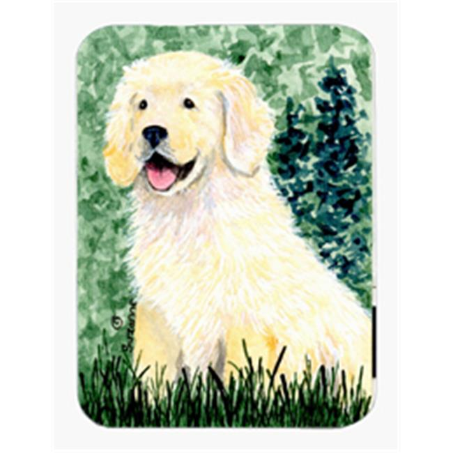 Golden Retriever Mouse Pad & Hot Pad Or Trivet - image 1 of 1