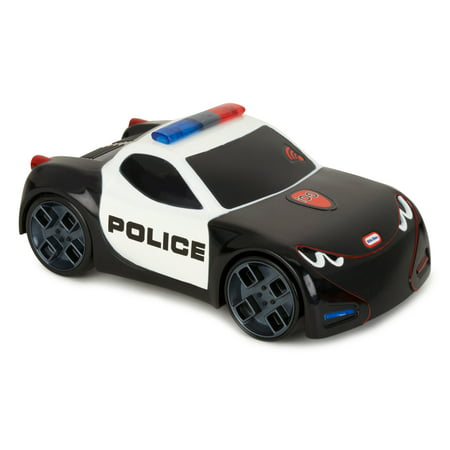 Little Tikes Touch n Go Racer- Police Car (Little Tikes Car Carrier)