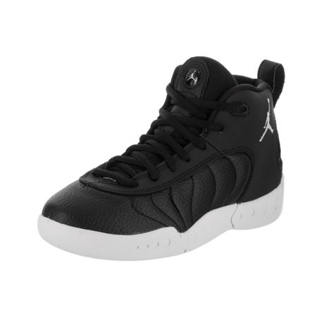 - Nike 909419-010 : Boy's Jordan Jumpman Pro Basketball Shoe Black (11 M US Little Kid)