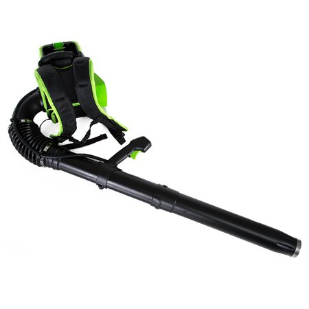 Greenworks BPB80L00 80V 145MPH - 580CFM Cordless Backpack Blower, Battery and Charger Not (Best Battery Backpack Blower)