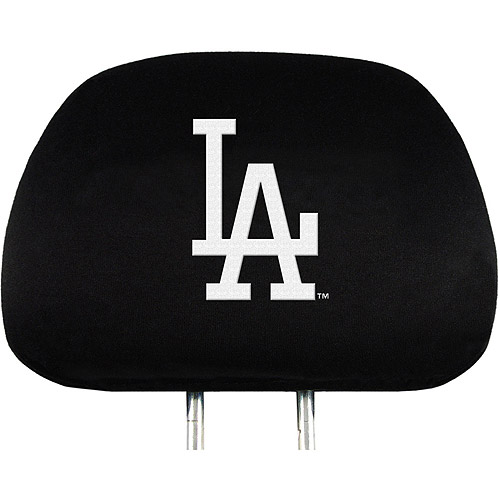 Los Angeles Dodgers MLB Head Rest Cover