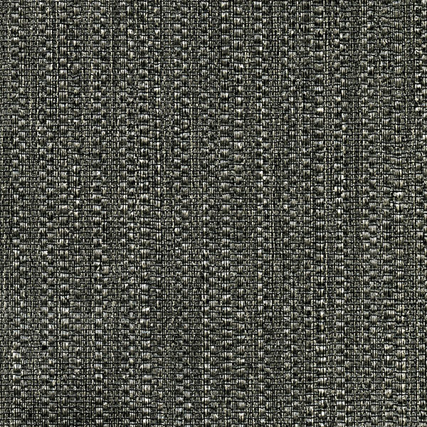 Biwa Black Vertical Weave Wallpaper