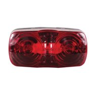 Optronics Bulleye Clearance Light Red