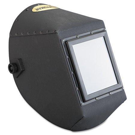 Jackson Safety  Huntsman Fiber Shell Welding Helmet  4 1 4   X 5 1 4    Black