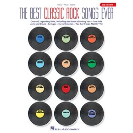 The Best Classic Rock Songs Ever (Songbook) - eBook - Best Halloween Rock Songs