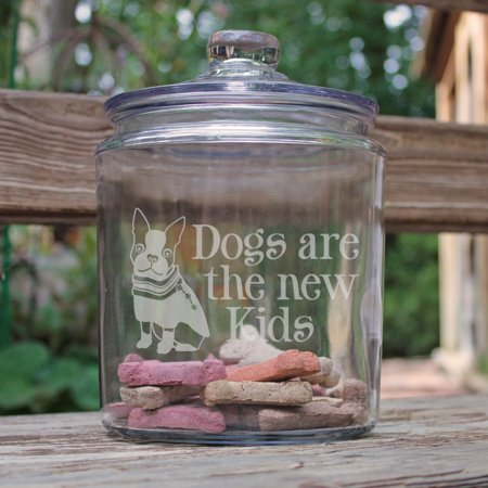 Susquehanna Glass Dogs Are the New Kids Half Gallon