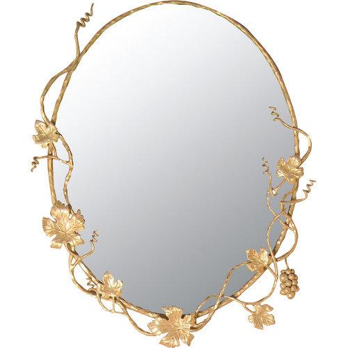 Quiescence Vineyard Mirror