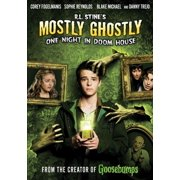 Mostly Ghostly: One Night in Doom House (DVD) (Ghostly Apparitions Dvd)