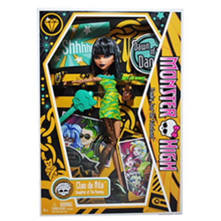 Monster High Cleo De Nile (Monster High Dawn of the Dance Doll, Cleo De)