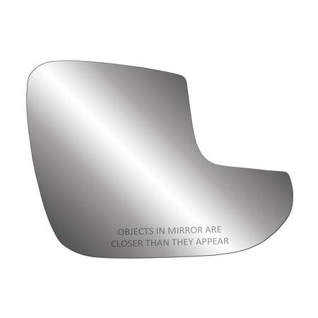 90311 - Fit System Passenger Side Mirror Glass, Toyota Rav4 16-18