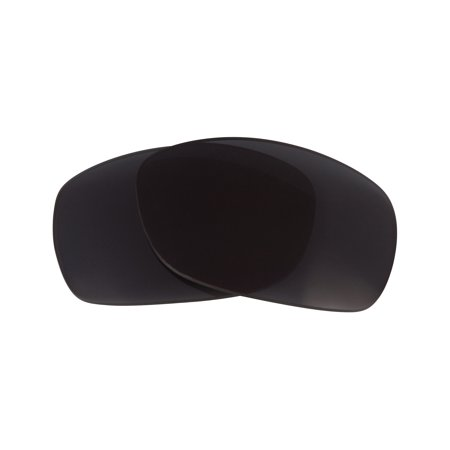 Sideways Replacement Lenses Polarized Grey by SEEK fits OAKLEY (Sideways Sunglasses)