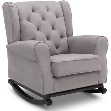 Delta Furniture Emma Nursery Rocking - Princess Mini Rocking Chair