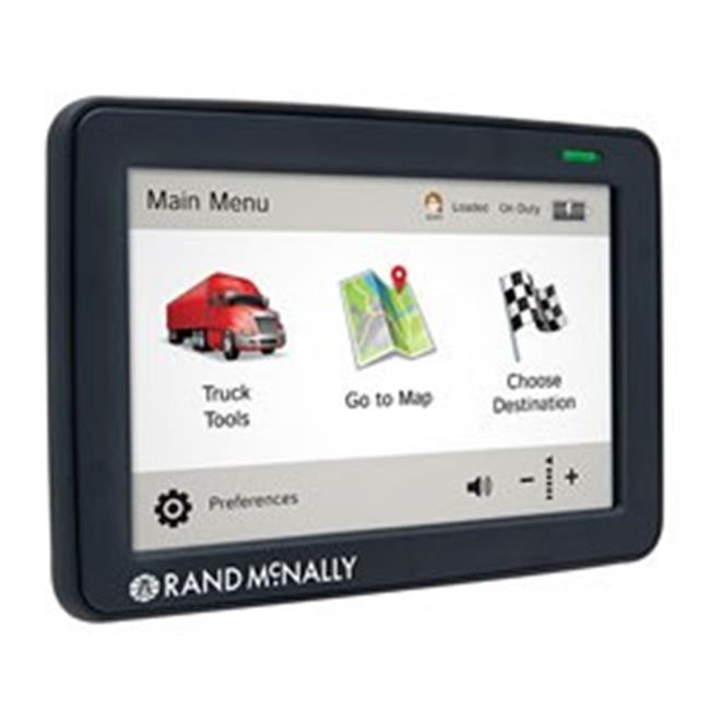 Rand McNally TND525 IntelliRoute(R) TND(TM) 525 Truck GPS with 5 Screen