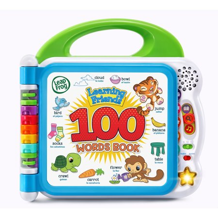 LeapFrog Learning Friends 100 Words Book](Learning Toys For 3 Year Olds)