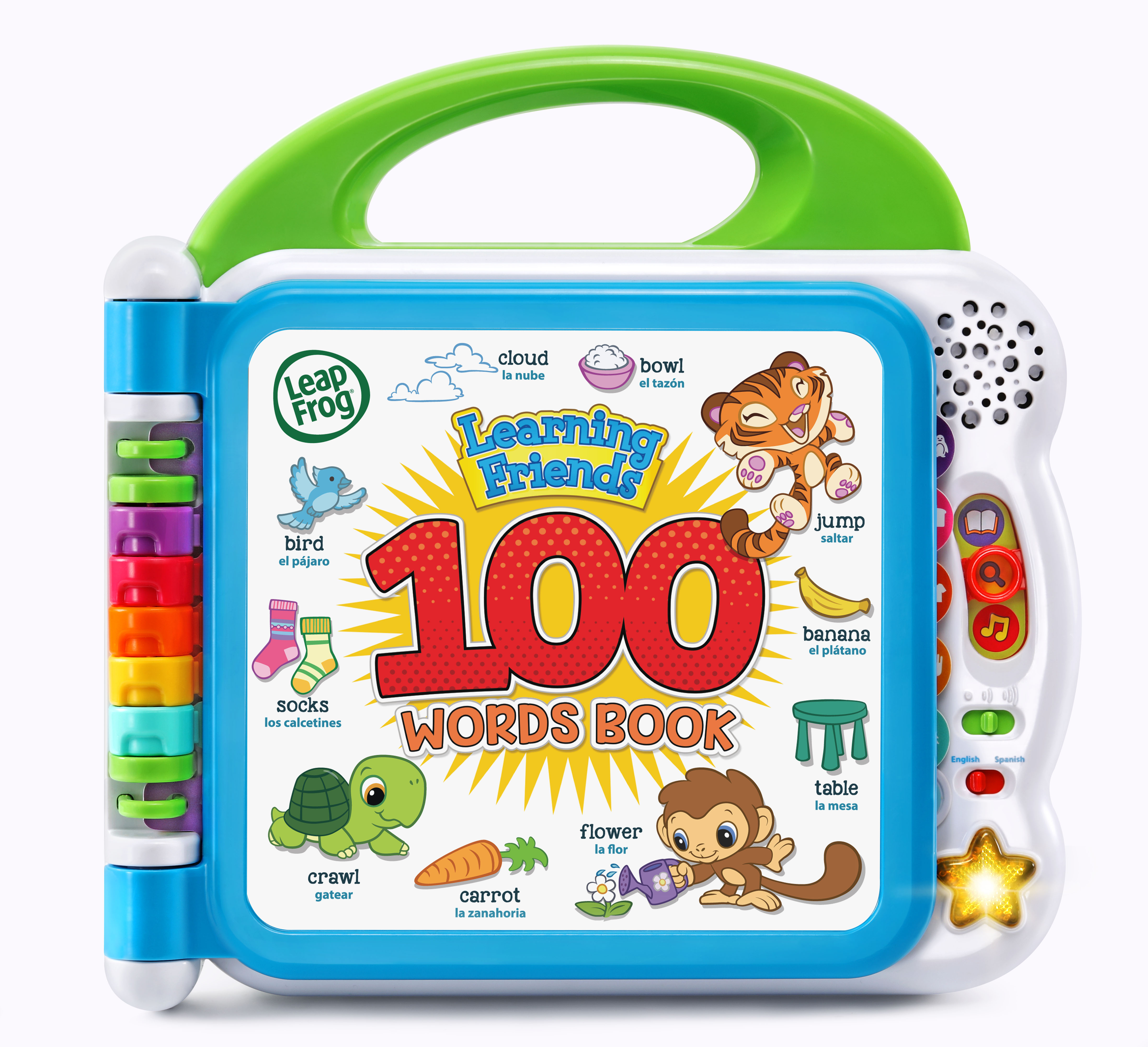 LeapFrog® Learning Friends 100 Words Book™