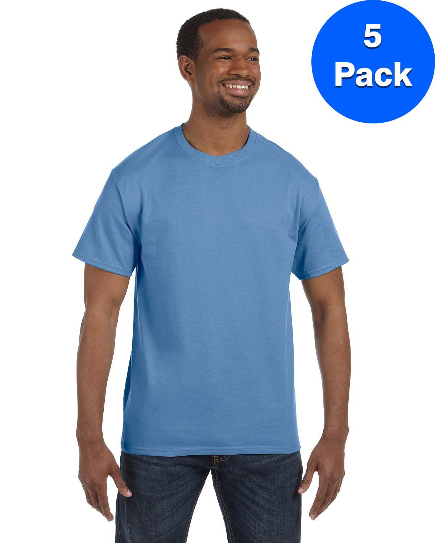 5250T Tagless T-Shirt Hanes 6.1 oz Orange XL