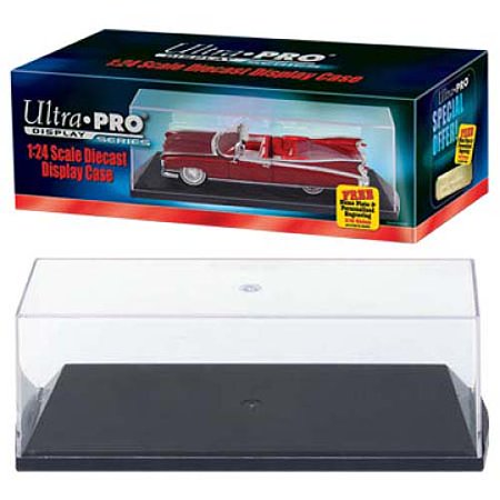 Ultra Pro 1:24 Scale Diecast Display Case
