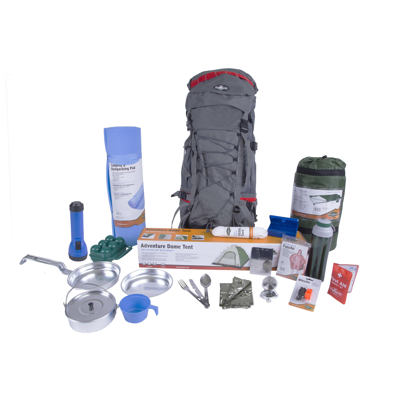 0c01e35aa Stansport Internal Frame Pack Camping Set - Walmart.com