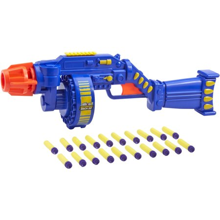 Buzz Bee Toys Air Warriors Mech 20 Blaster