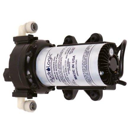 Vac Booster - Hydro-Logic 29015 Pressure Booster Pump-Merlin-GP-w/ 115 VAC cord and 1/2-Inch QC fittings