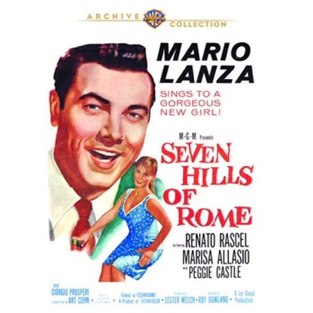 The Seven Hills Of Rome (DVD)