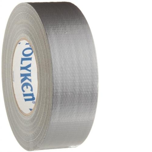 """Berry Plastics Duct Tape, 2"""" x 60yds, Silver"""