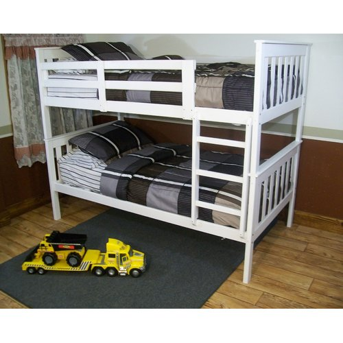A&L Furniture Mission Bunk Bed