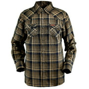 Shirt Mens L/S Birch Performance Goldenrod 42629