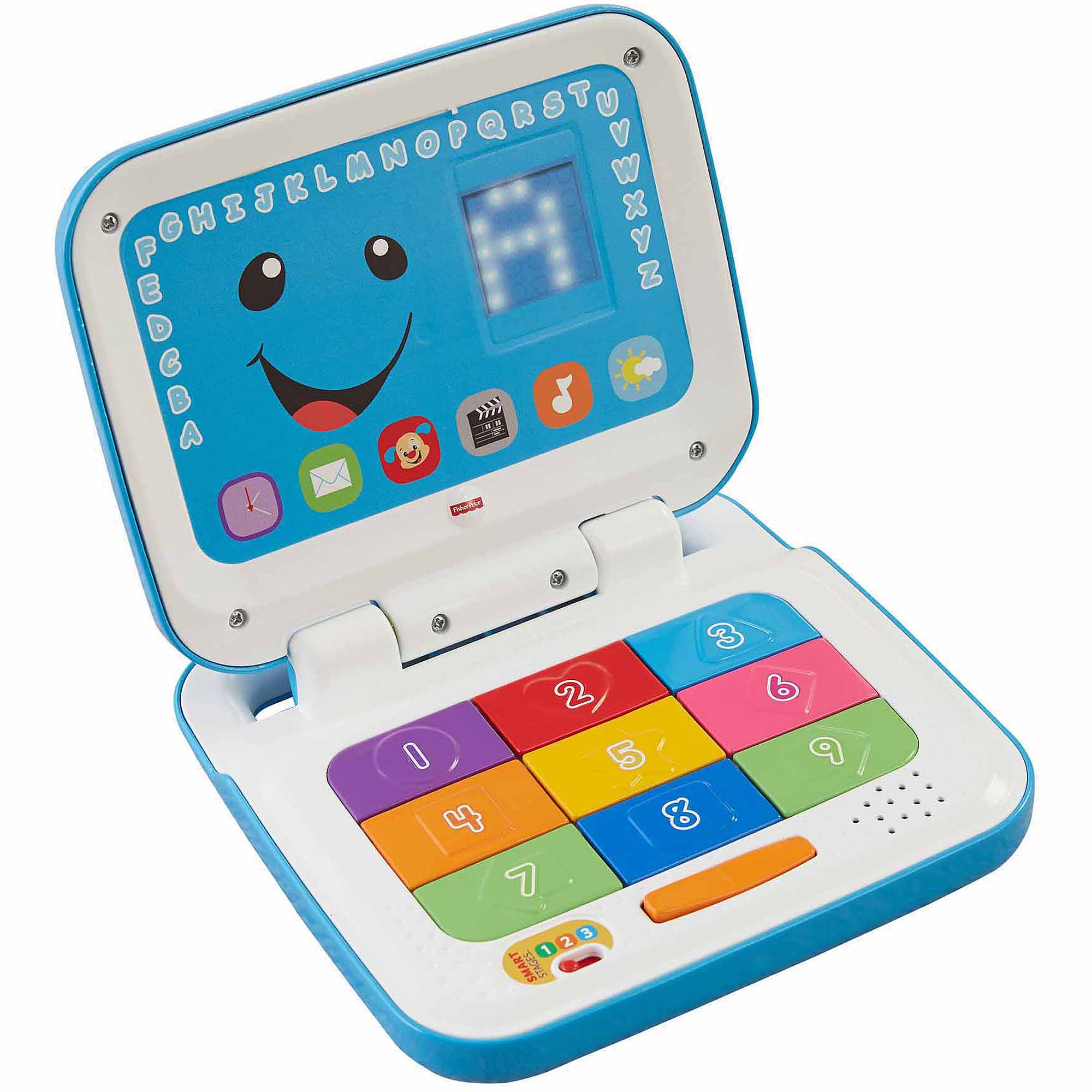 Fisher-Price INFANT Laugh & Learn Smart Stages Laptop