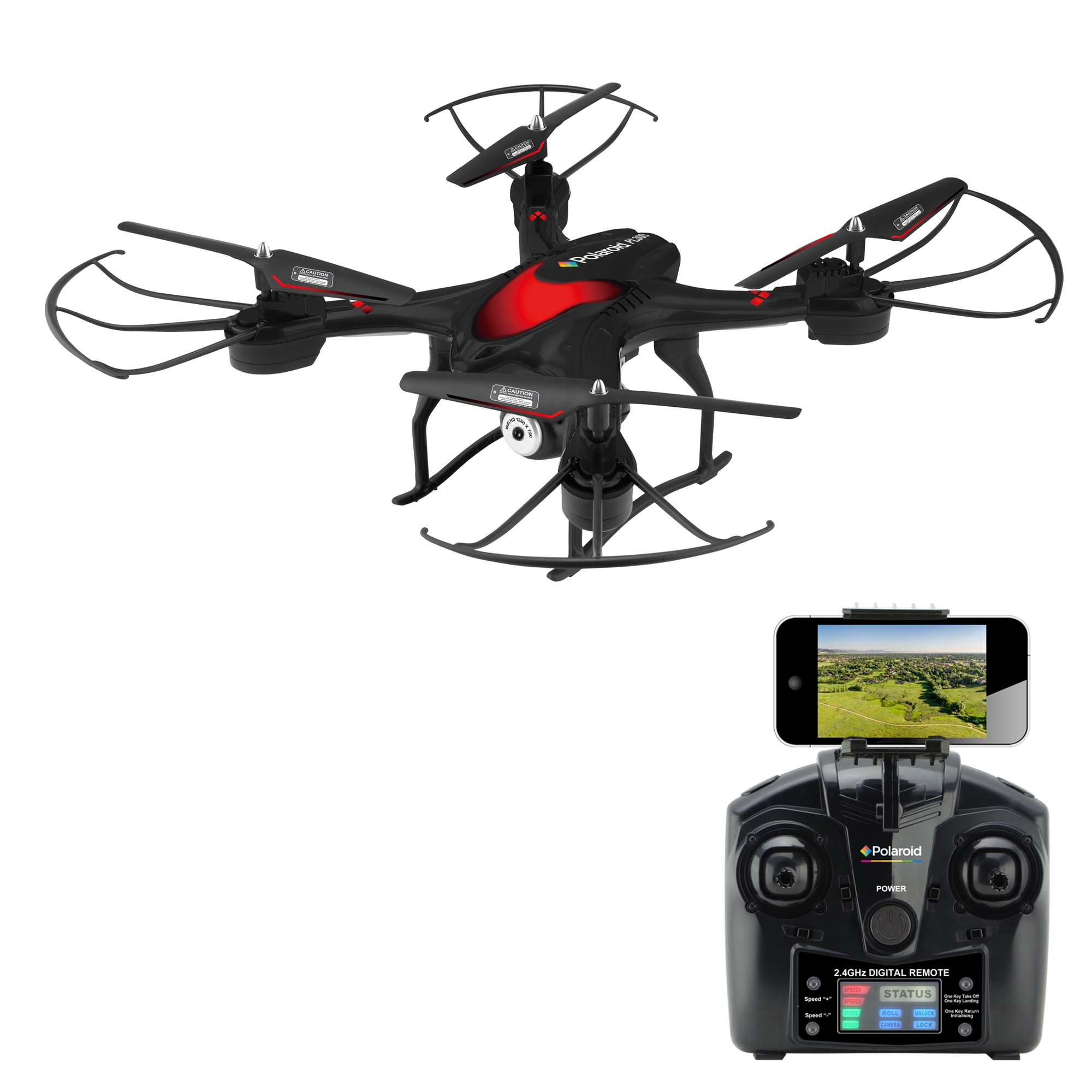 Polaroid PL300 Camera Drone by Polaroid