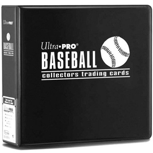 Ultra Pro 3-Inch Baseball Album,Black - Walmart.com - Walmart.comListsGift Finder