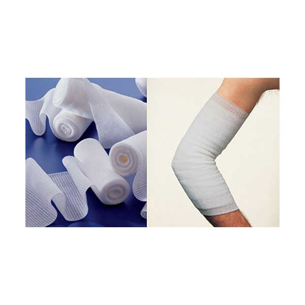 """FLA Elastomull Elastic Sterile Bandage Gauze-4"""" x 4.1 Yards"""