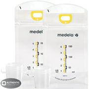 Medela Pump & Save Breastmilk Bags - 50 Pack (Set of 2)
