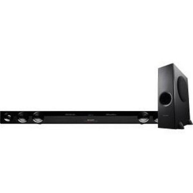 Sharp HT-SB40 310-WATT 2.1 Channel Sound BAR System